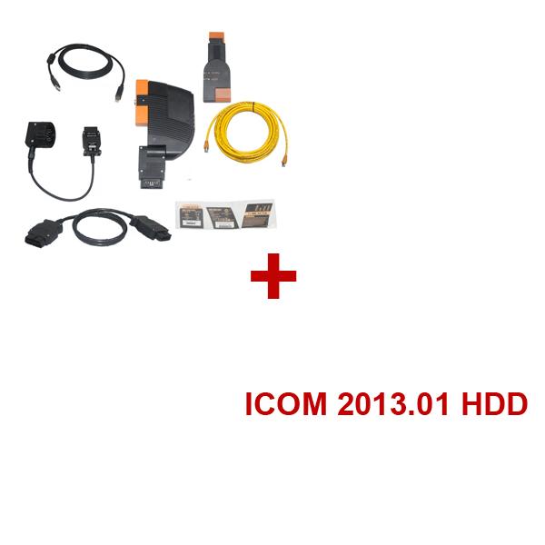 Best Quality BMW ICOM BMW ISIS ISID A+B+C With Latest Software 2013.01 Version Internal HDD