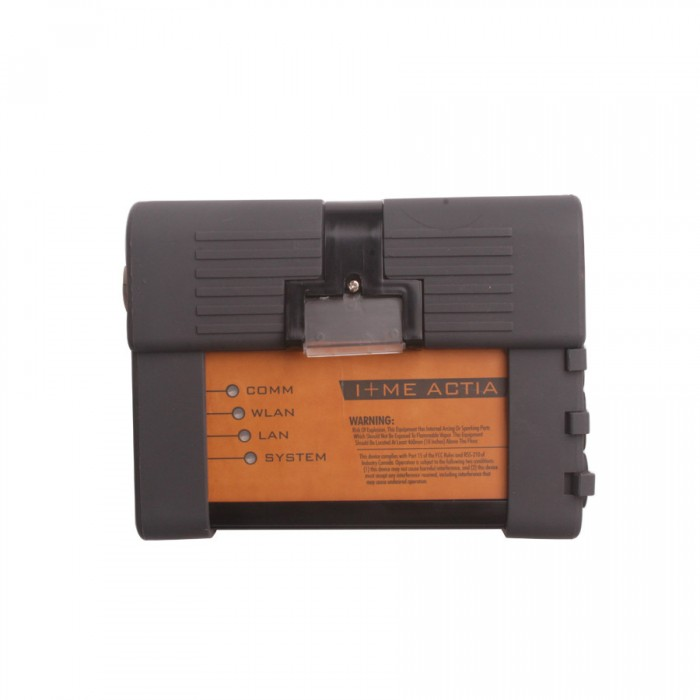 2013 New BMW ICOM A2+B+C Diagnostic & Programming Tool without Software