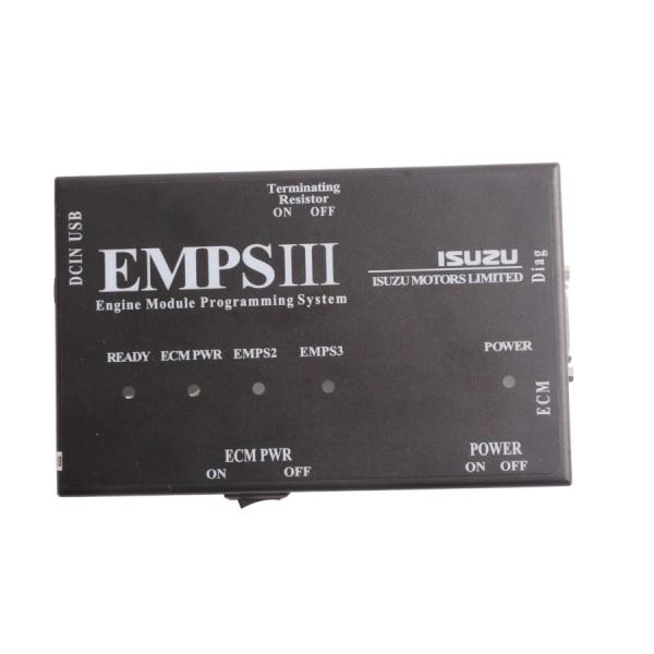 V2012.5 ISUZU EMPSIII Programming Plus with Dealer Level