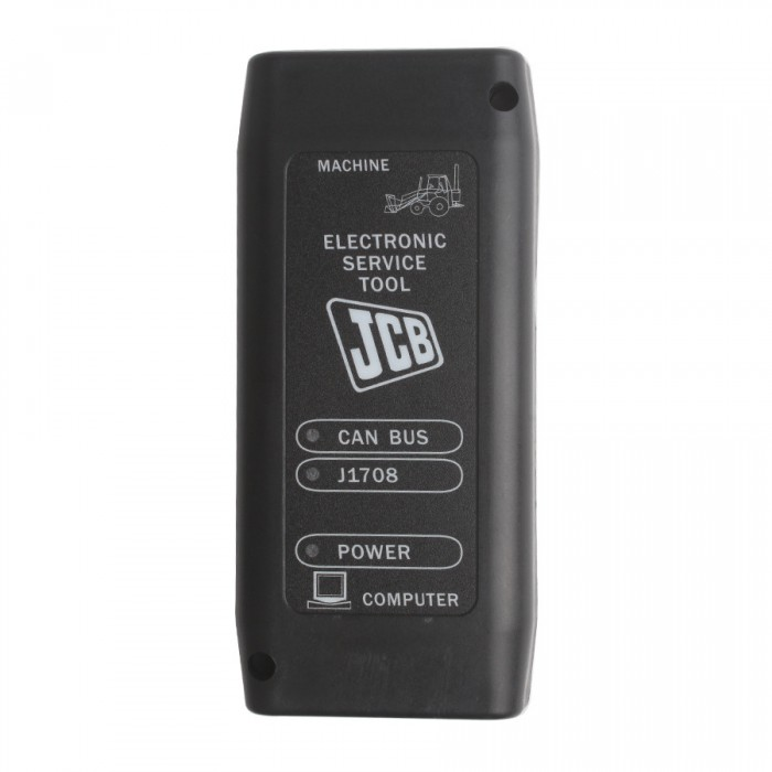 JCB Electronic Service Tool Diagnostic Interface V8.1.0