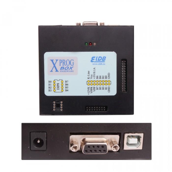 Latest Xprog-M V5.45 ECU Programmer Newest Xprogm