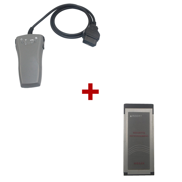 Nissan Consult III Plus Reprogramming Card  