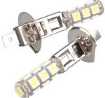 2-car-h1-white-5050-smd-13-led-bulb-head-fog-light-lamp-2