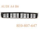 audi-a4-b6-front-lower-center-fog-light-grille-1
