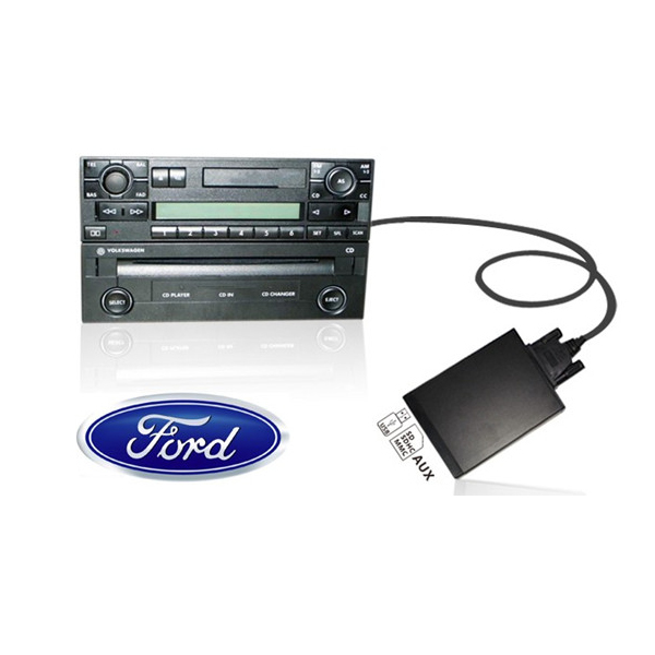 Ford USB+SD MP3 Adapter Interface