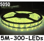 new-5m-car-cool-white-5050-smd-led-waterproof-flexible-strip-12v-300-leds-1